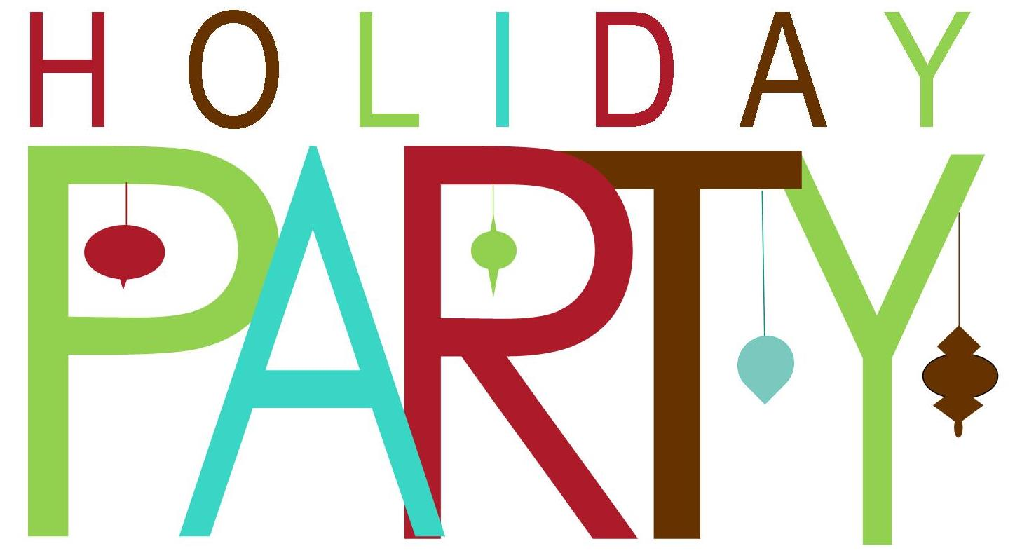 Save The Date for our HOLIDAY PARTY!