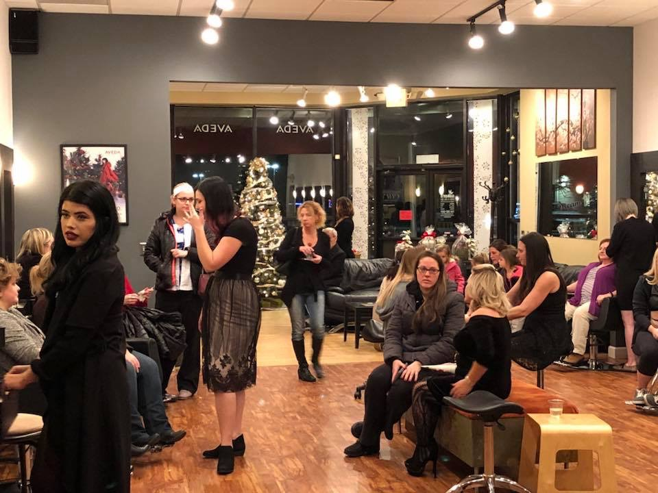 Sakora Salon's Holiday Party 2017